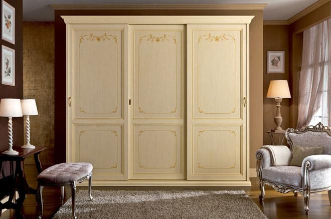 Camera da letto - Cabine armadio classiche ...