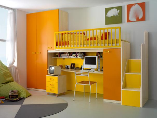 Camere per ragazzi for Arredamento per ragazzi